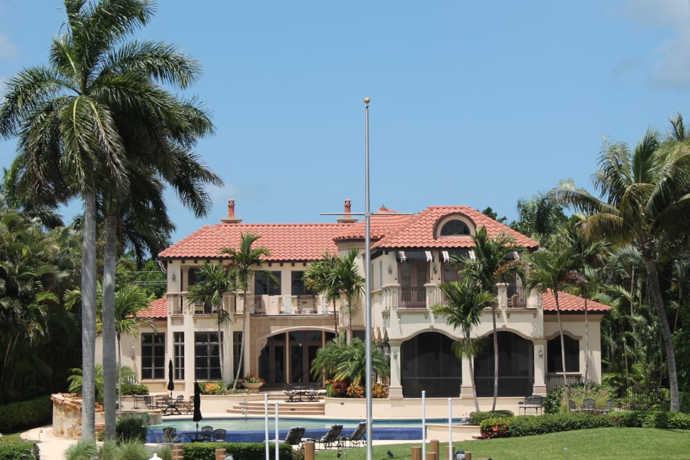 Luxe villa in Naples