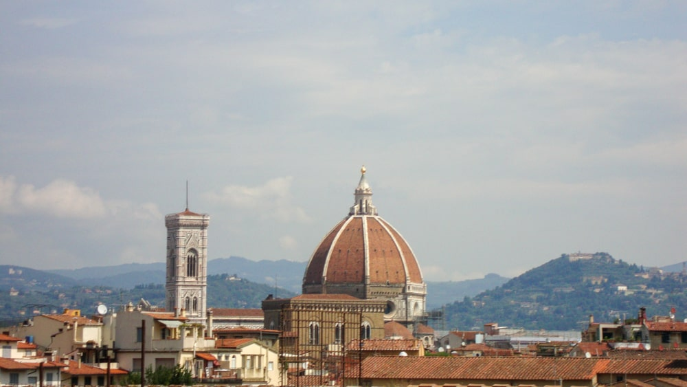 Florence in Toscane