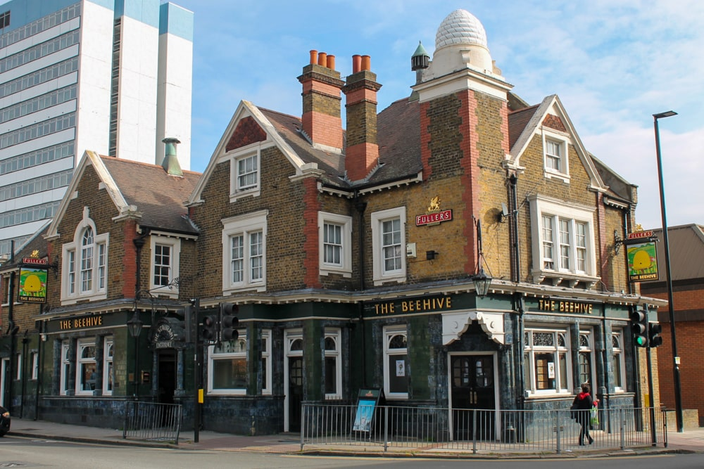 The Beehive - pub in Londen
