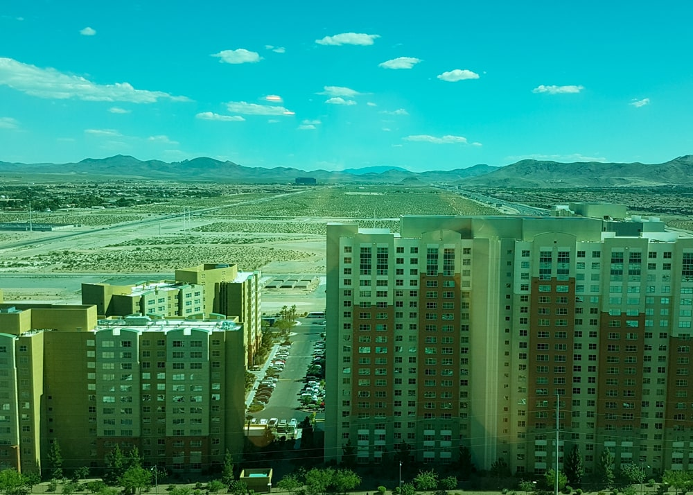 Hotel South Point in Las Vegas