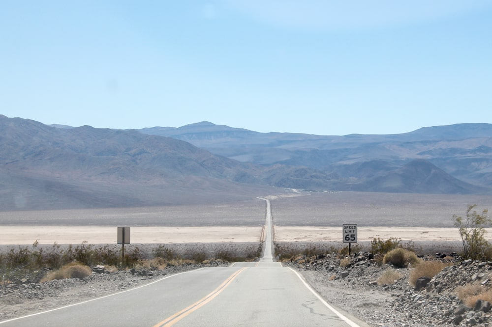 Road trip in Death Valley National Park