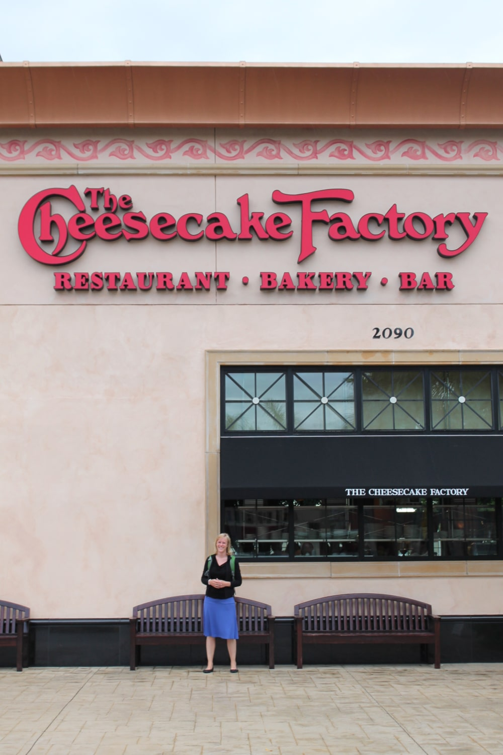 Cheesecake Factory in Naples - Florida