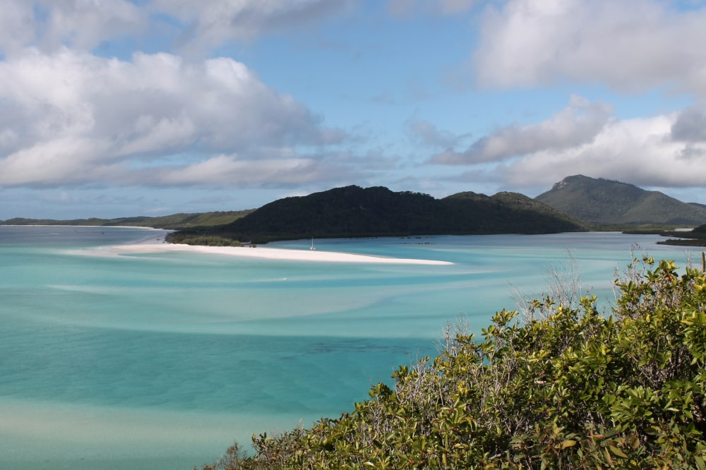 Whithaven Beach - Whitsundays - Australia