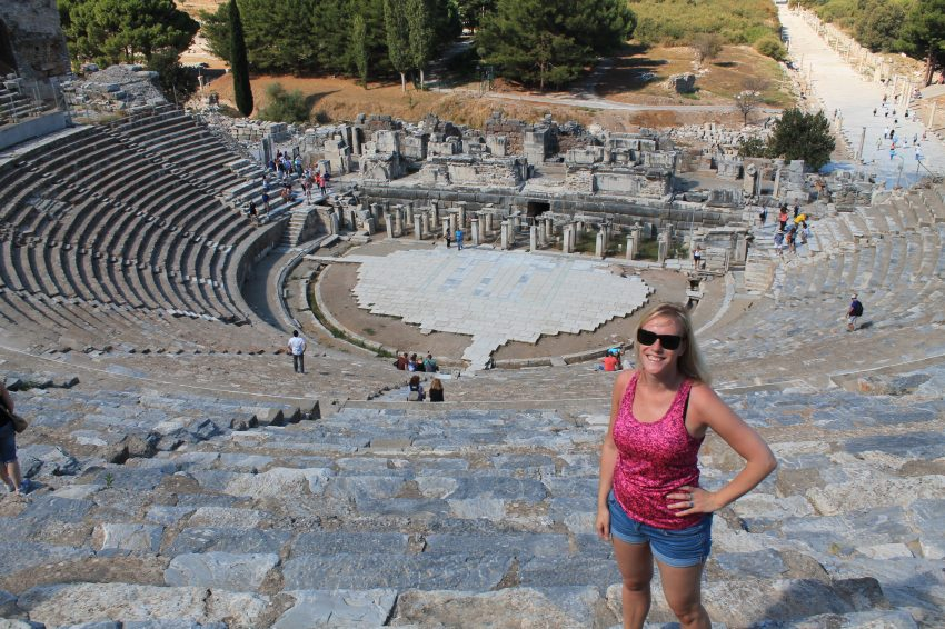 Co in Ephesus