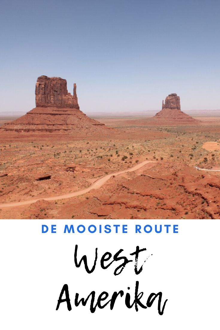 Rondreis West Amerika - de mooiste route voor 3 5 week
