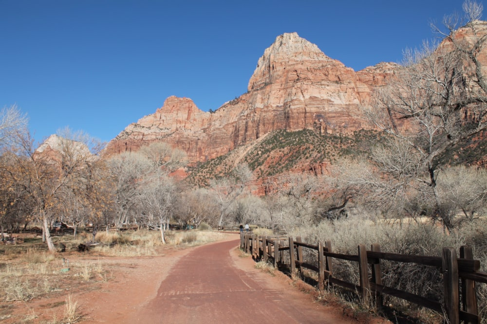 Zion National Park is een must see tijdens een rondreis in West Amerika