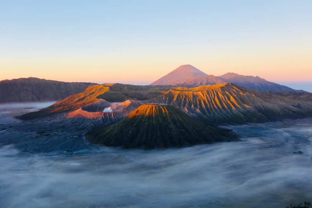 Mount Bromo - Pic by Kevin Zhang - Unsplash