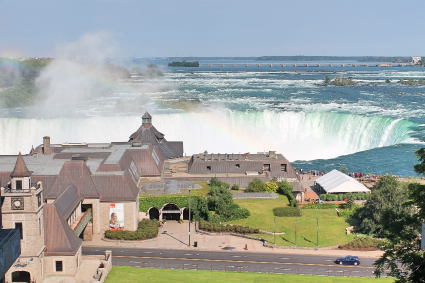 Itinerary for a road trip in Ontario and New York State - Niagara Falls