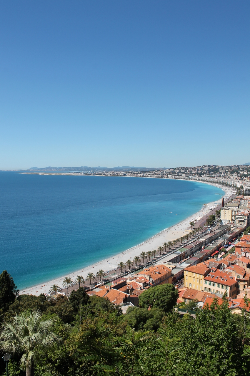 Cities in France - Nice