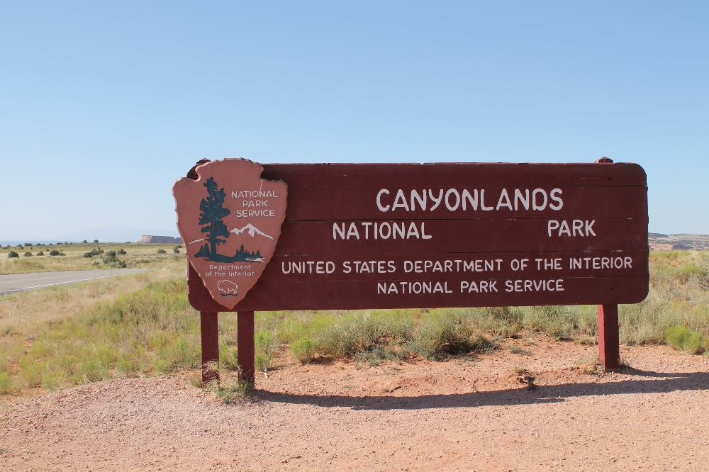 Fotoblog Canyonlands