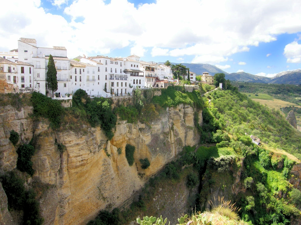Bucket list Spanje - Andalusie