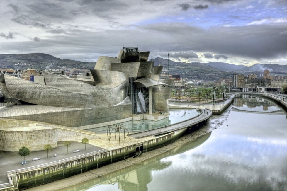 Bucket list Spanje - Bilbao