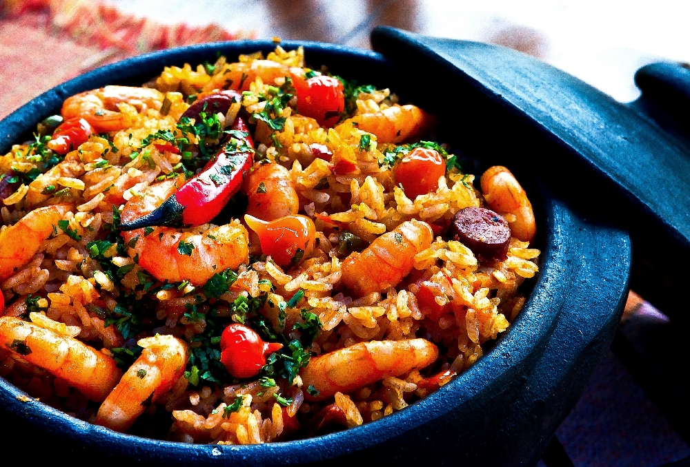 Bucket list Spanje - paella