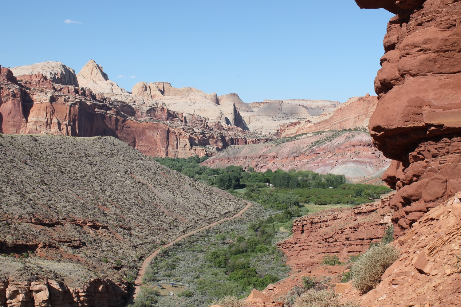 Fremont River Trail - Capitol Reef National Park