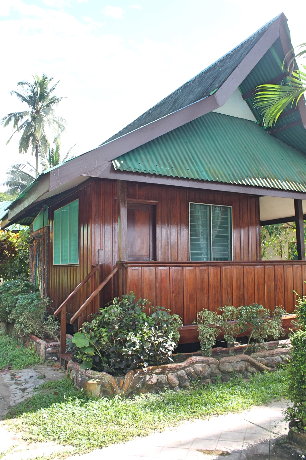 Ausan Beach Front Cottages - hutje