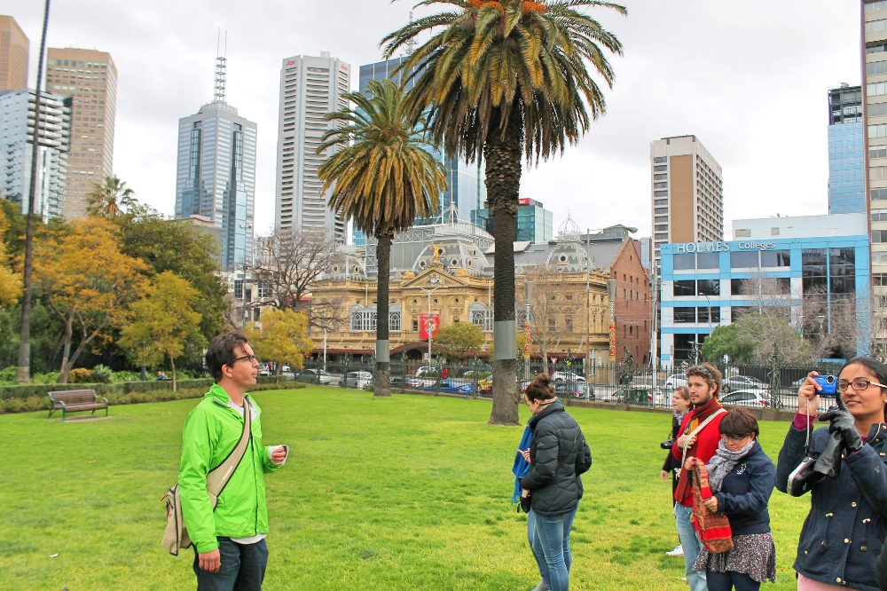 Top 5 Melbourne - free tour guide