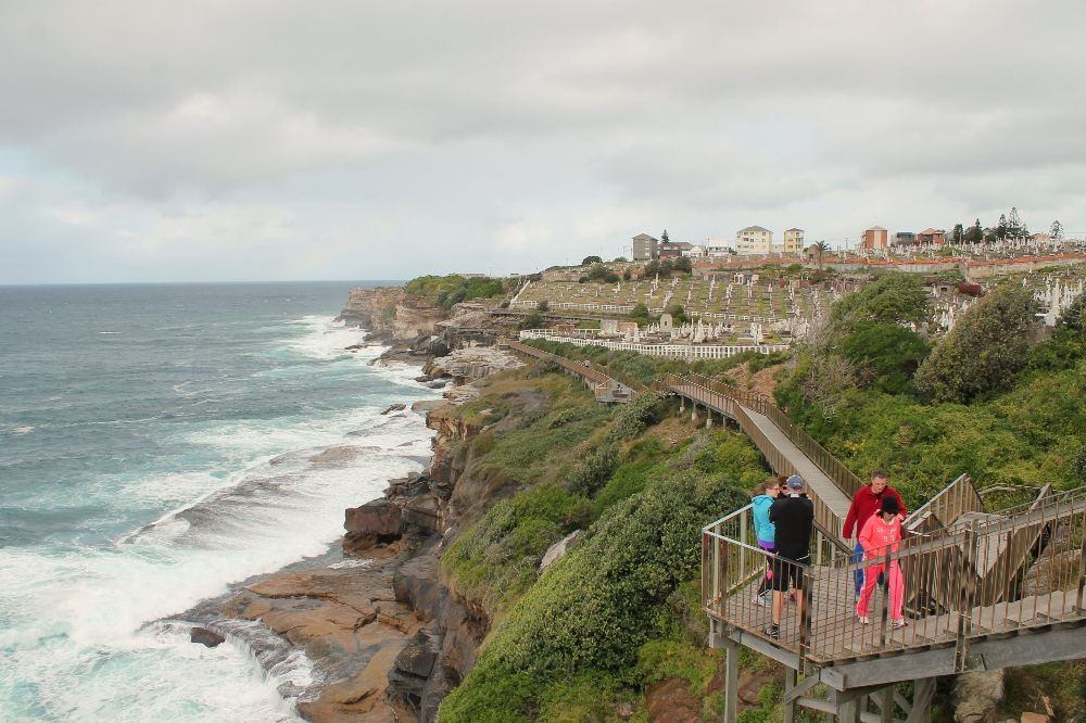 Top 5 Sydney - Bondi to Coogee walk