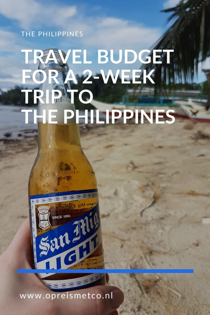 Travel budget - How much does it cost to travel in The Philippines