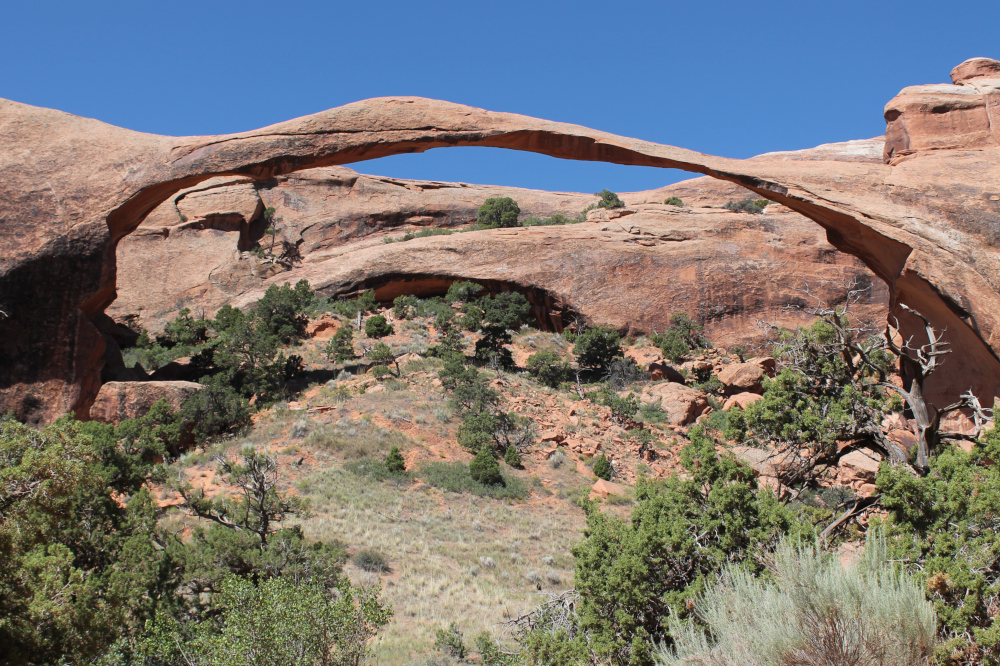 De 5 prachtige nationale parken in Utah - Arches