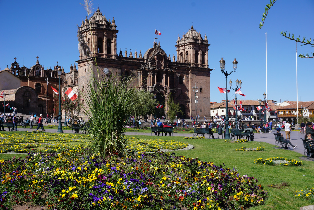 Top 5 Things to do in Cusco - Peru - Relax at Plaza De Armas
