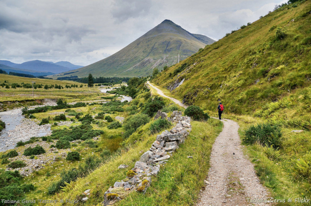 Bucket list Verenigd Koninkrijk - West Highland Way