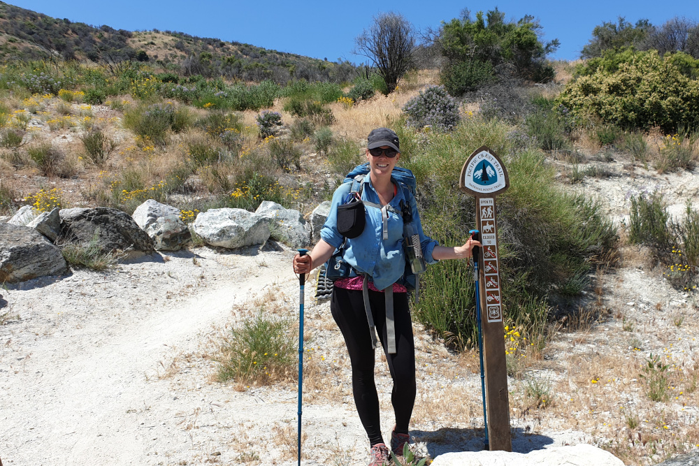 Hiking the Pacific Crest Trail in 2019
