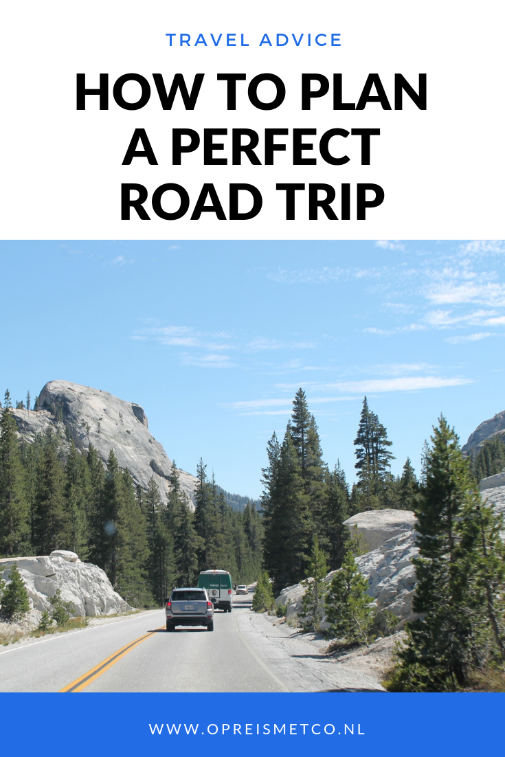 How to plan a perfect road trip