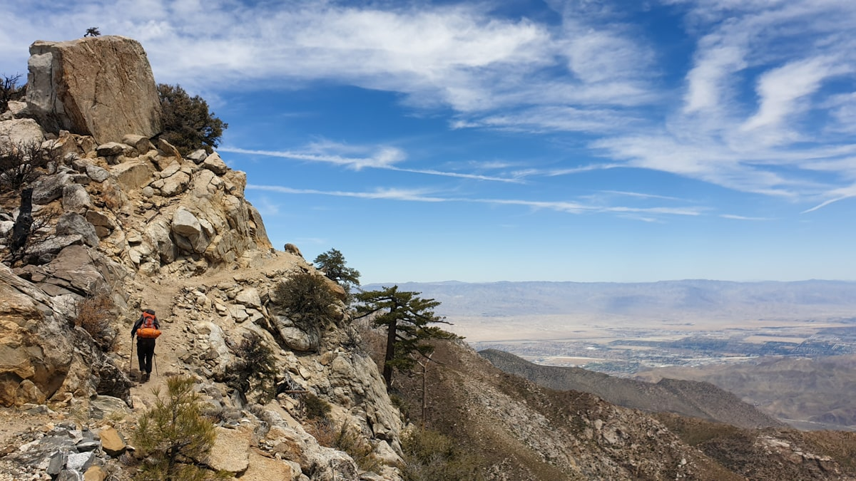 Pacific Crest Trail tips