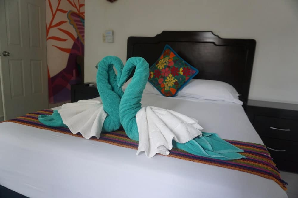 Room Casa Frida on Isla Holbox
