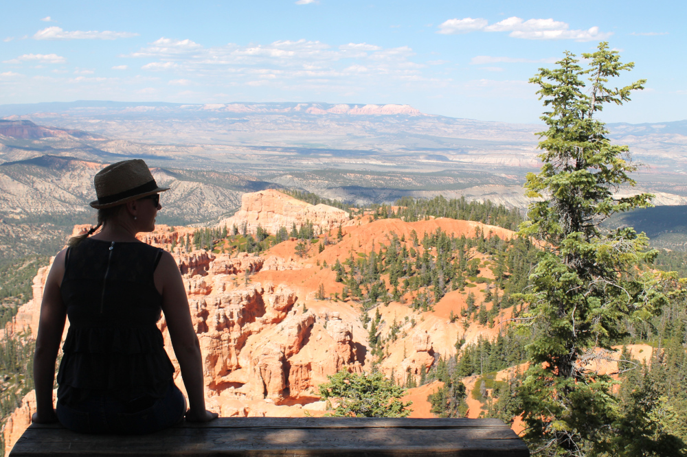 Co in Bryce Canyon