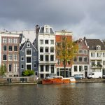 Historic self-guided walking tour in Amsterdam