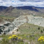 Blue Basin Overlook Trail - John Day Fossil Beds National Monument - Oregon