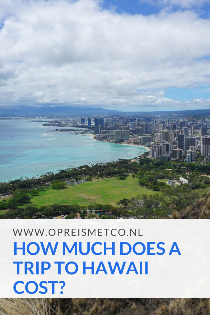 How much does a trip to Hawaii cost