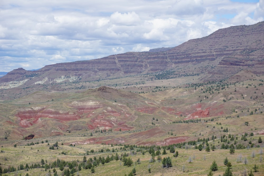 Painted Hills lookalike