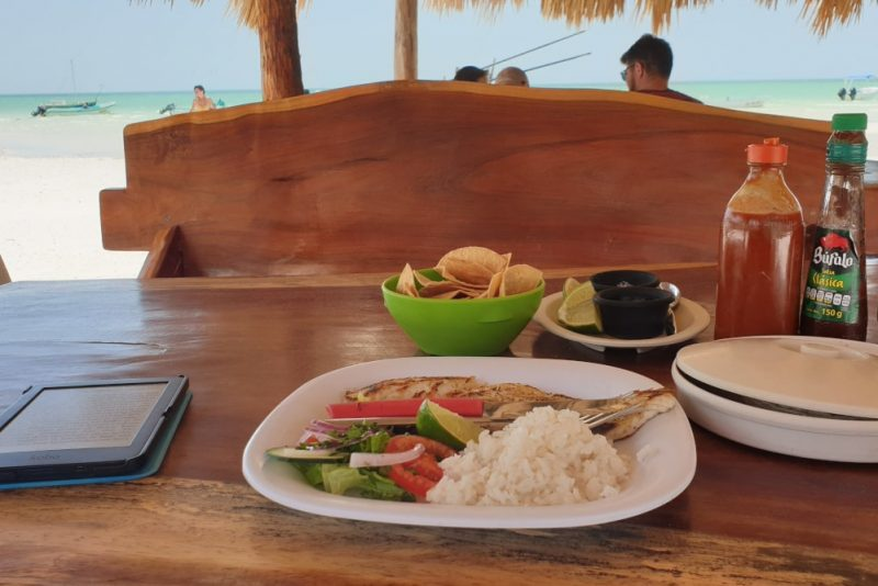 Where to eat in Isla Holbox (Mexico)