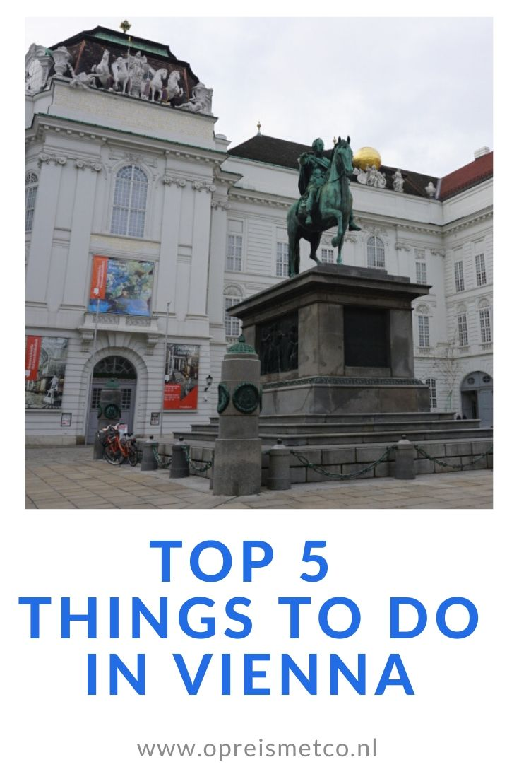 Top 5 things to do in Vienna