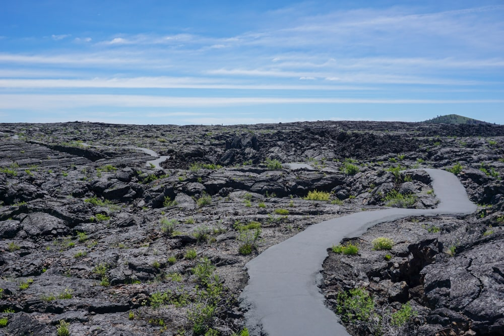 Caves Trail - Craters of the Moon