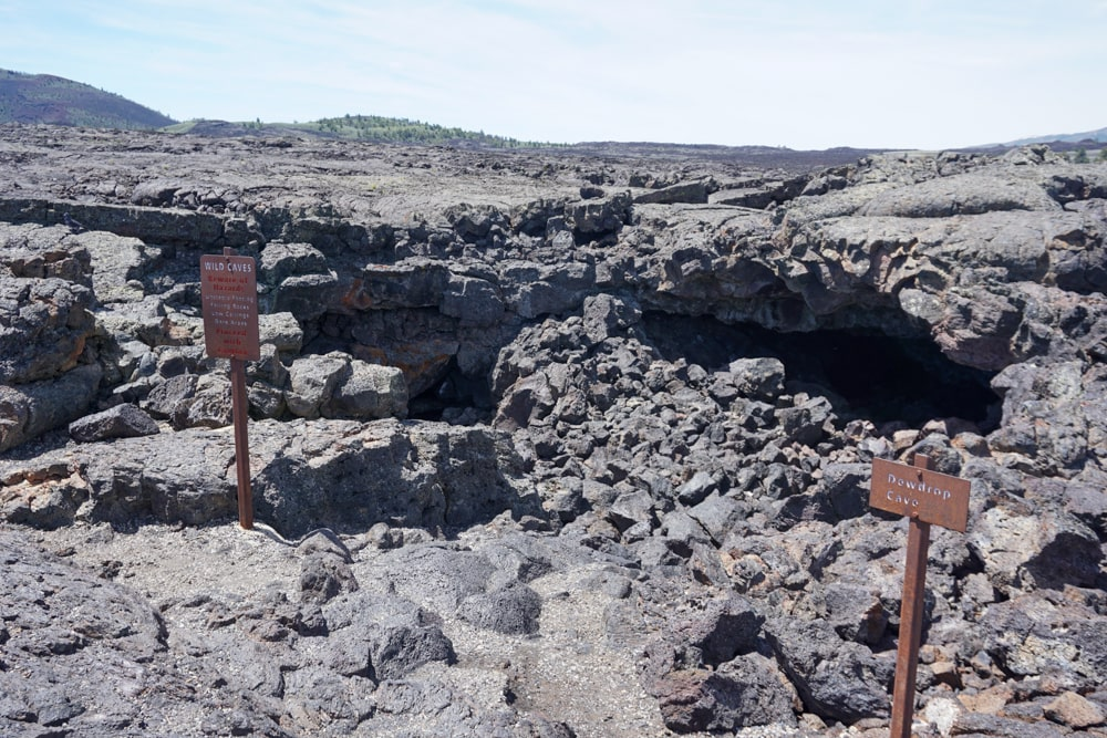 Grotten - Craters of the Moon
