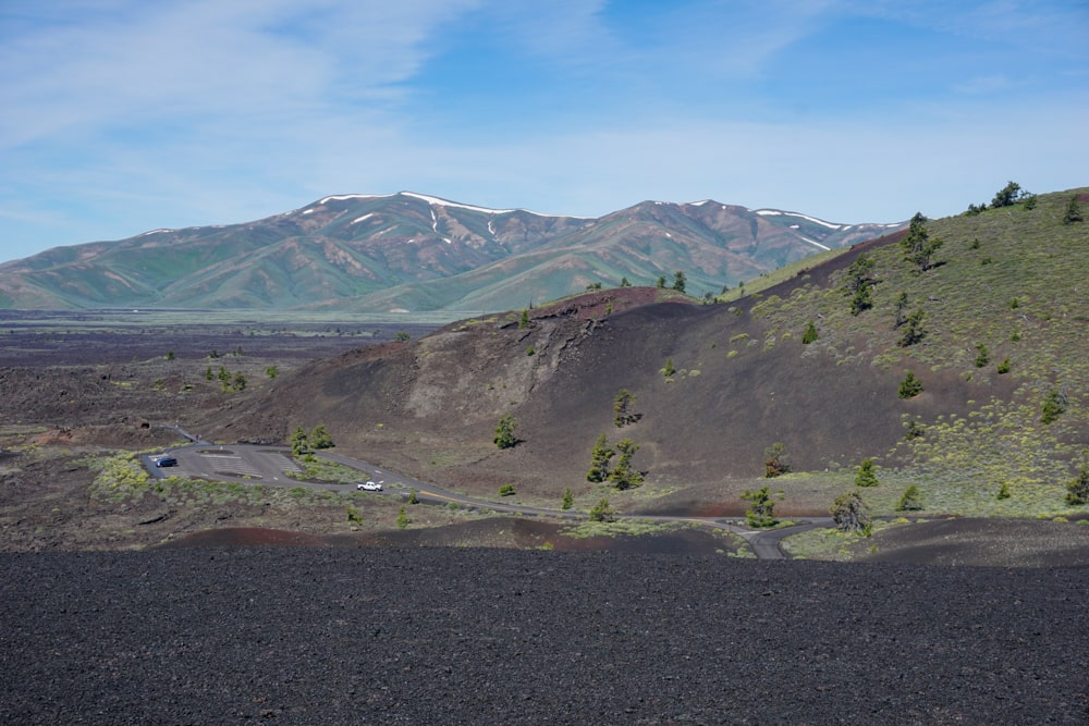Scenic Drive in Craters of the Moon