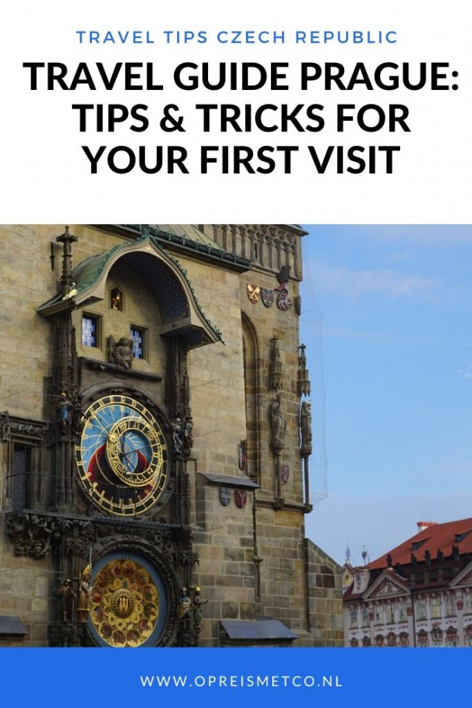 Travel guide Prague - tips and tricks for your first visit