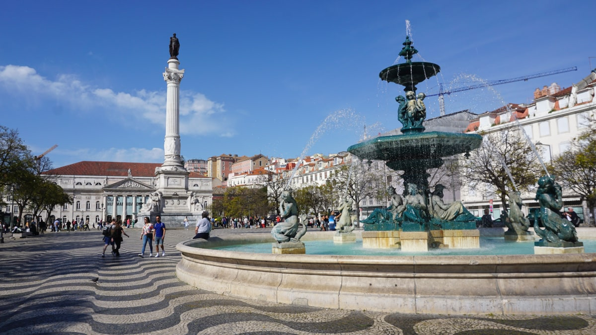 Video a week in Lisbon - Portugal