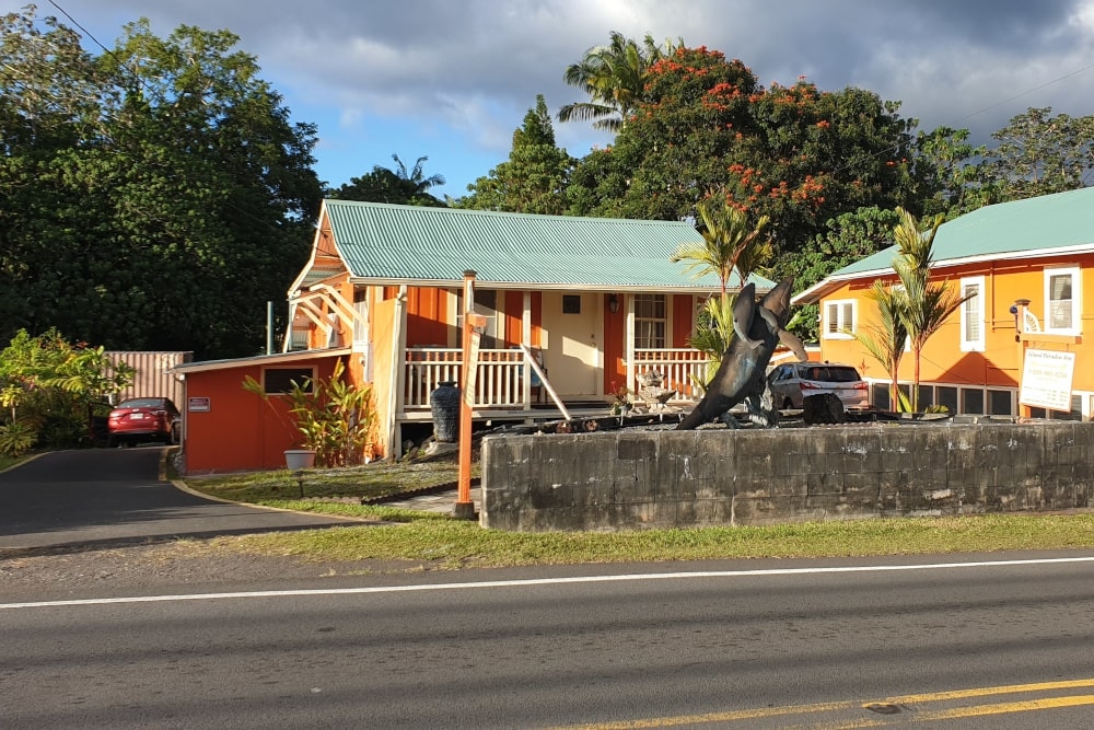 Airbnb in Pahoa - Hawaii