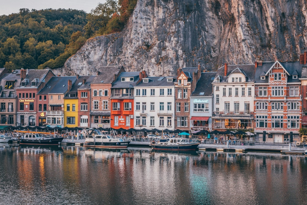 Dinant - Photo Denis Quentin Simon via Unsplash
