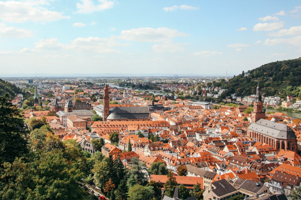 Heidelberg - Photo Brina Blum via Unsplash