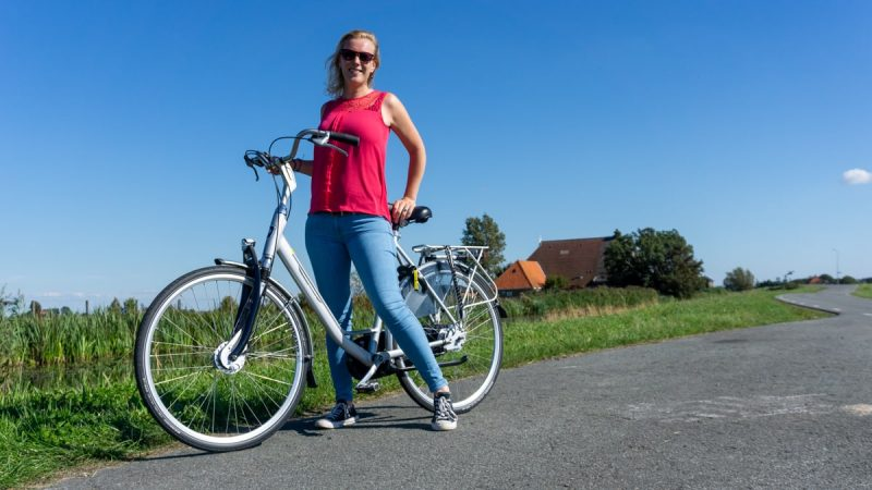 Go cycling and hiking in Southwest Friesland (The Netherlands)