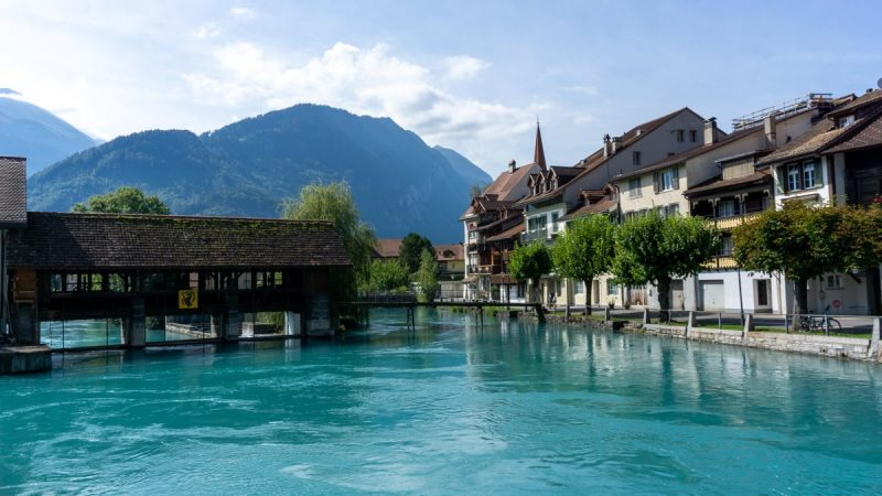 Tips & the best places to visit in Interlaken