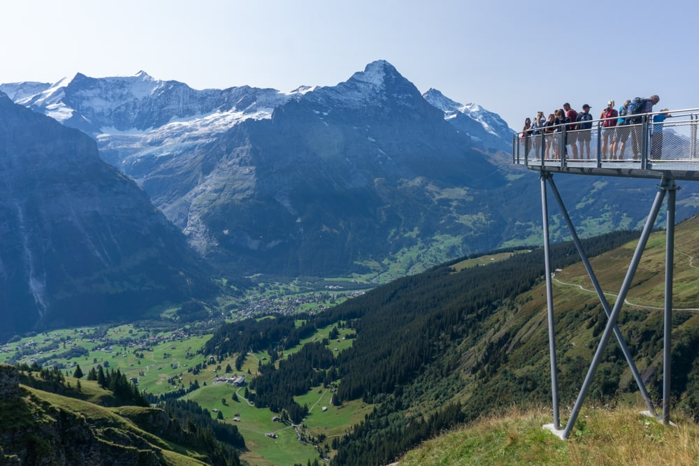 Viewpoint Grindelwald First