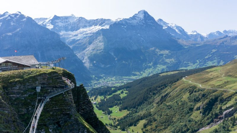 How to get to Grindelwald First