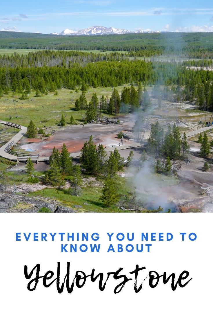 Yellowstone vacation - the ultimate guide - United States
