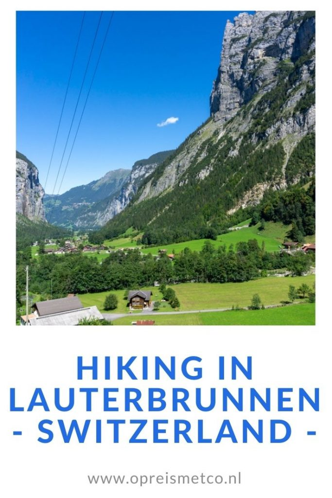 A perfect day hike in Lauterbrunnen